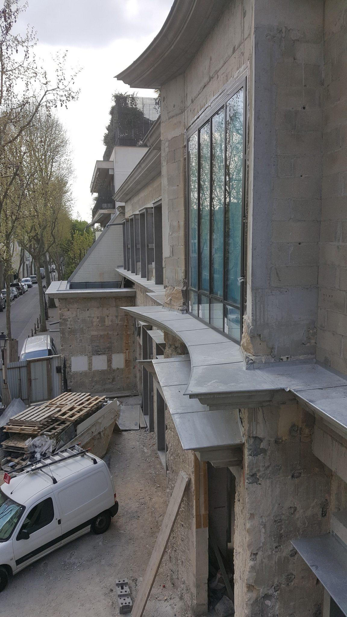 4 rue Saint James 92200 Neuilly sur Seine