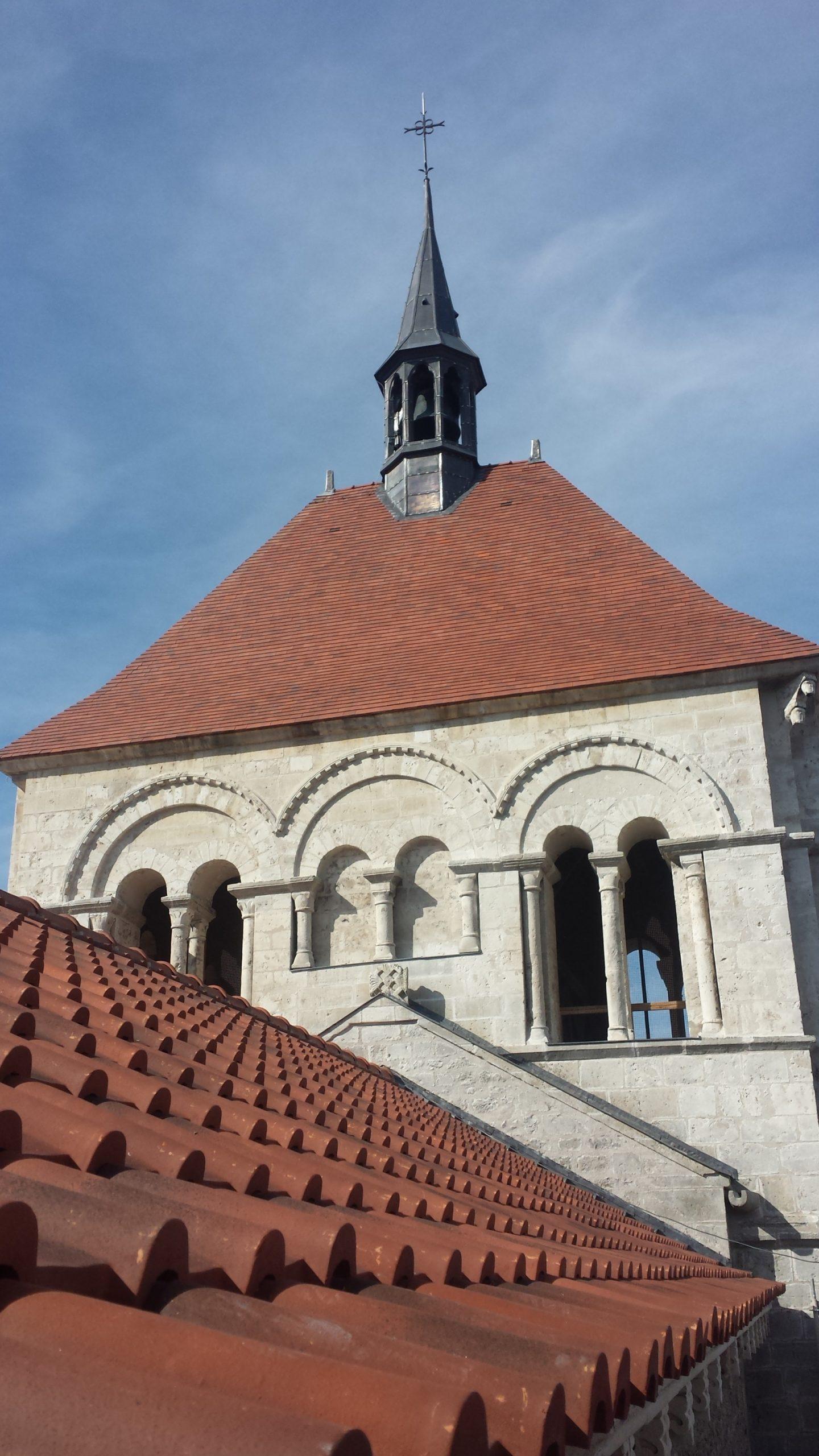 Eglise Saint Léger – Ebreuil (03)