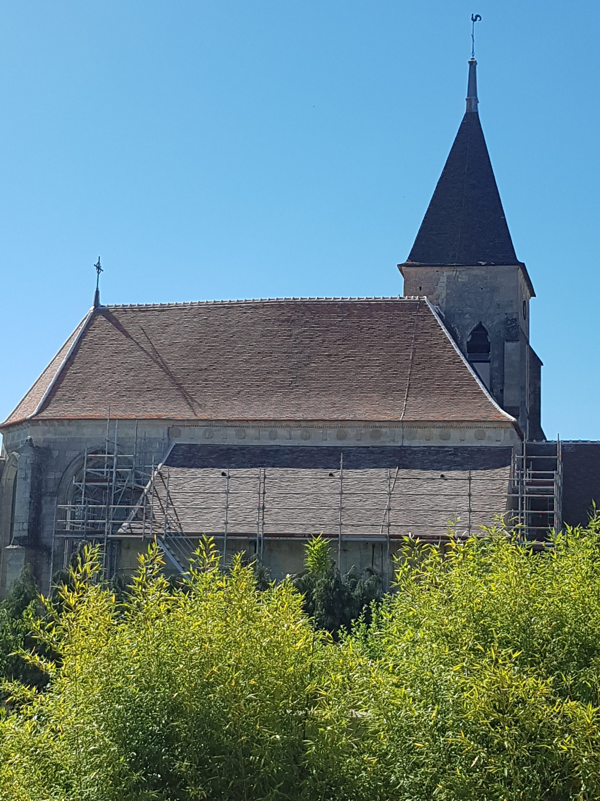 Eglise Saint Sulpice – 95840 Villiers Adam