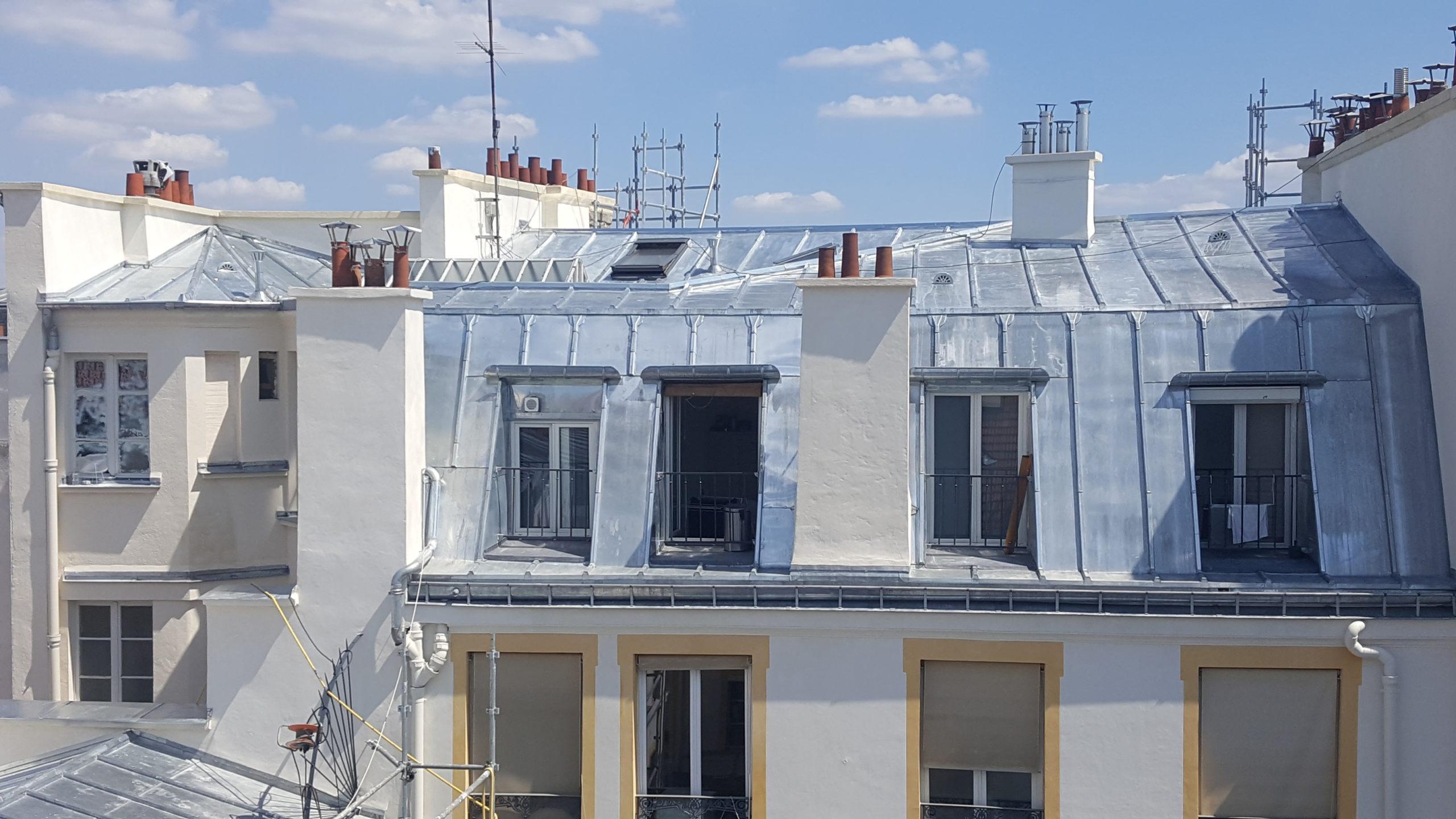 Passage du Bourg l'Abbé – 120 rue Saint Denis 75004 Paris
