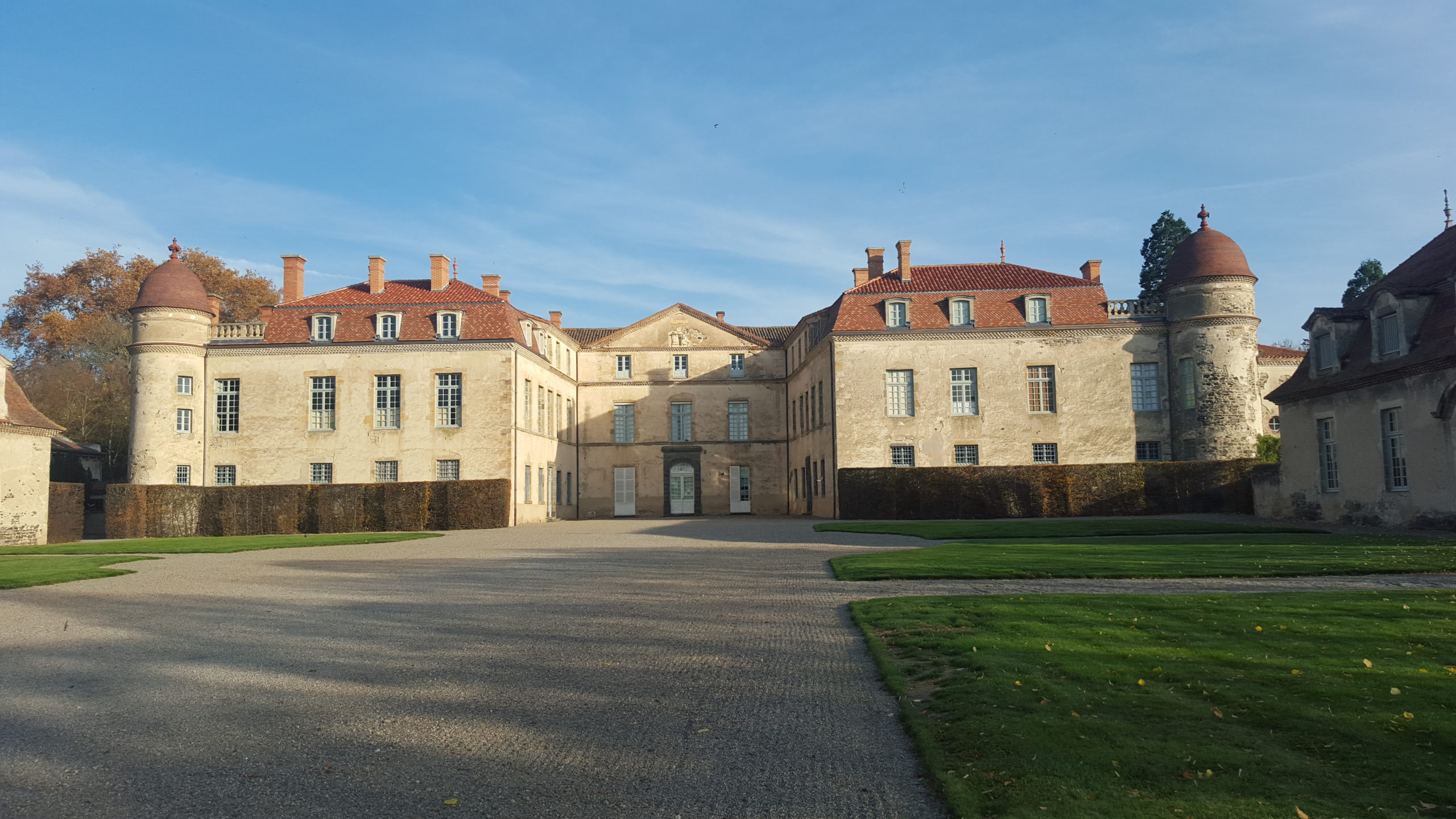 Château de Parentignat (63)