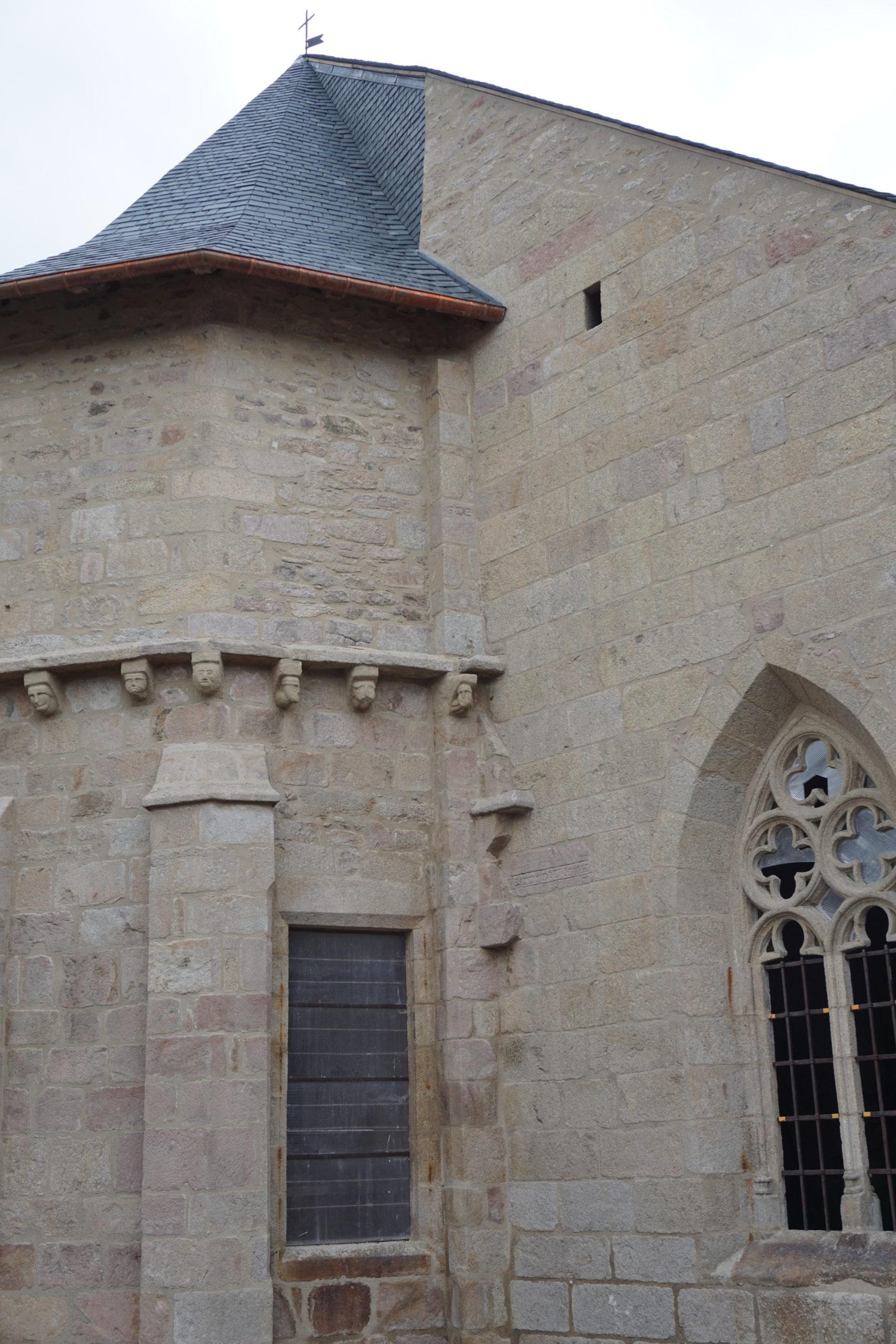 Eglise Saint Gilles Saint Georges – Tarnac (19)