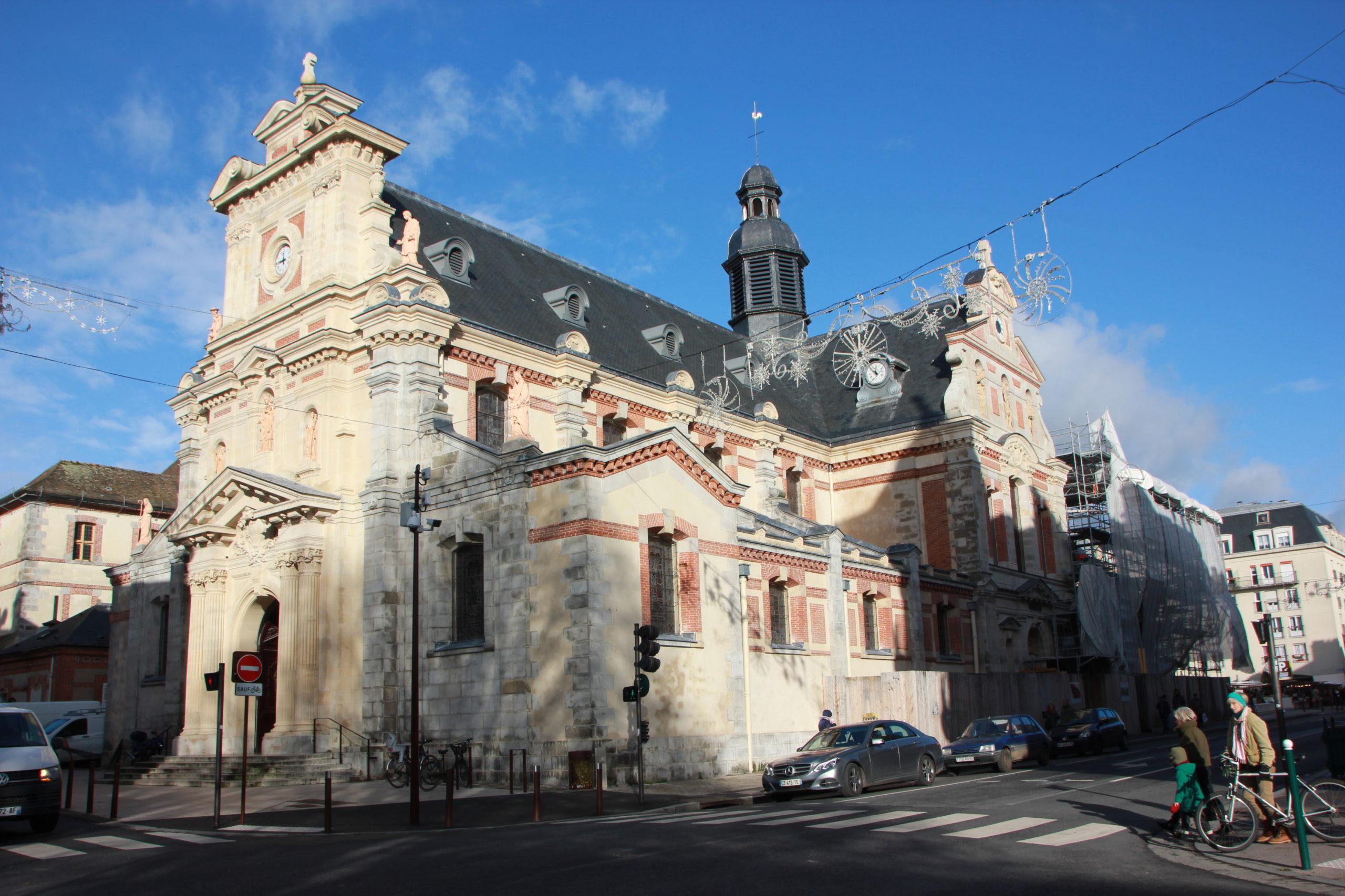 Eglise Saint Louis – 77300 Fontainebleau